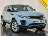 2016 RANGE ROVER EVOQUE SE TECH ED4 SAT NAV PARKING SENSORS 1 OWNER SVC HISTORY