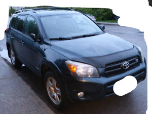 2008 Toyota RAV4. V6.  230, 000Km.  For sale or trade.