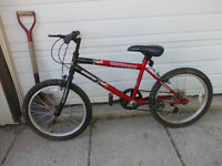 "Kids / Youth Mongoose 20"" bicycle"
