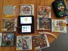 Nintendo 3DS XL with Games & Extras Huntfield Heights Morphett Vale Area Preview