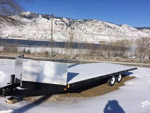 New ATV / Sled Trailers with Mud Gaurd 2 sizes, your choice!