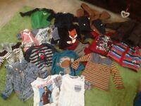 12-18 months bundle of boys clothes