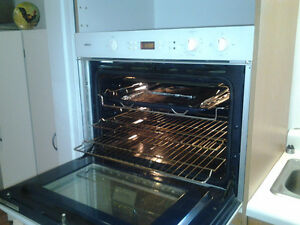 Bosch Electric Wall Oven Stratford Kitchener Area image 2