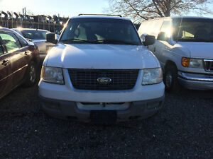 2003 Ford Expedition for PART OUT!