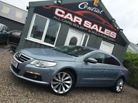 VOLKSWAGEN PASSAT CC 2.0TDI CR ( 140PS ) CC FULLY LOADED PX & FINANCE ARRANGED