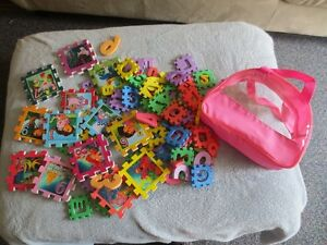 ***Lot of Princess Ballerina theme items + puzzles & jewelry -Ba