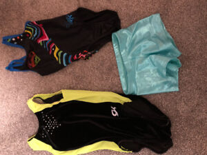 Gymnastic clothes