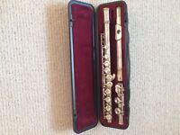 Jupiter Flute with Yamaha case