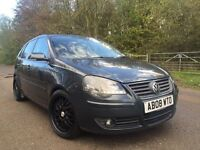 Vw polo 1.2 5dr led light body kit alloys