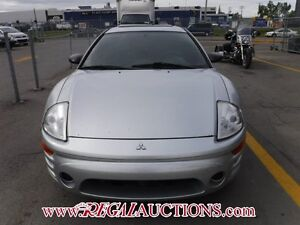 2003 MITSUBISHI ECLIPSE RS 2D COUPE RS