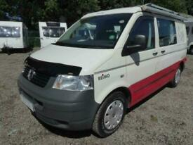VW T5 Reimo - 4 Berth Pop Top - 5 Belts