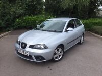 57 Seat Ibiza Reference Sport 1.4 Tdi • 40000 Miles • 1 Owner