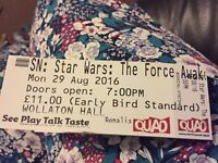 Star wars Wollaton Hall