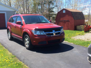 REDUCED, 2009 DODGE JOURNEY SXT FOR SALE