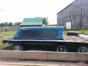 Ford truck topper for full sized bed