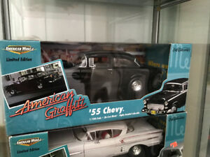 Chevrolet 1955 film Diecast  1/18 Die cast