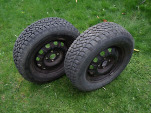 Good used snow tires