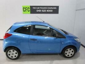 2010 Ford Ka 1.2 Studio BUY FOR ONLY £59 A MONTH*FINANCE* £0 DEPOSIT AVAILABLE