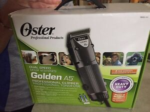 FOR SALE: Oster A5 Professional Clipper / Trimmer