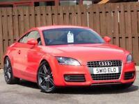 Audi TT 2.0 TFSI S Line Special Edition PETROL MANUAL 2010/10