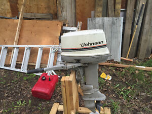 25HP Johnson Outboard