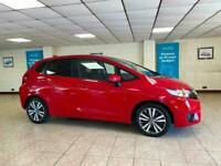 2017 Honda Jazz 1.3 i-VTEC EX 5dr Auto HATCHBACK Petrol Automatic