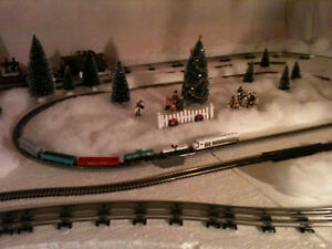N, HO, O scale Toy train lay out table Kitchener / Waterloo Kitchener Area image 5