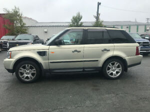 2006 Land Rover Range Rover Sport HSE **LOW KMS**