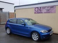 2004 BMW 1 Series 1.6 116i SE Hatchback 5dr Petrol Manual (181 g/km, 115