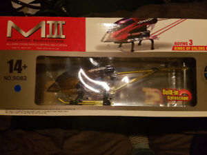 New large Rc helicopter