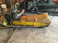 Looking for parts* 1970 Skidoo TNT 340 Black Dot