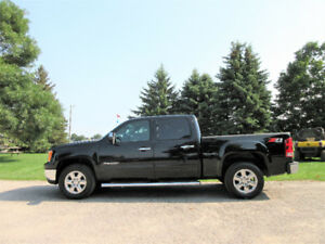 2011 GMC Sierra 1500 Z71- CREW CAB w/ JUST 126K!!  ONE OWNER!!