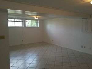 Millwoods one bedroom basement suite $1,125