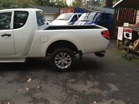 L200 king cab body only!