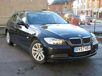 2008 BMW 320 2.0TD MANUAL DIESEL PX TO CLEAR