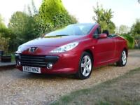 2007 Peugeot 307 2.0 Sport 2dr 2 door Coupe