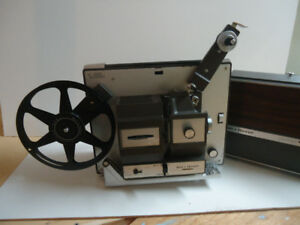 Projecteur Bell Howell compatible 8mm &Super 8