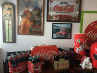 Collection Coca-Cola (coke) + 2500 objets