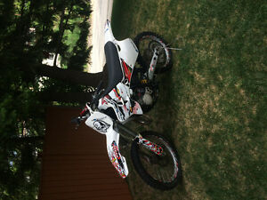 1995 Yamaha YZ125G For Sale