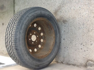 Spare tire for 2004-2008 Ford F-150 (p265/60r18) Kingston Kingston Area image 3
