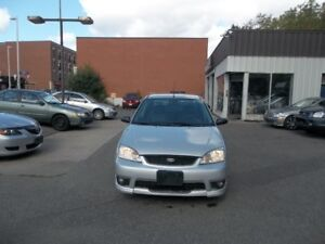 2007 Ford Focus Sedan121000 km safety and E test