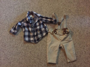 Must have first outfit 3M