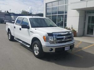 2013 Ford F-150 XTR LWB   - trade-in - $273.94 B/W - Low Mileage