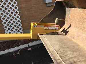 Clamp on pallet forks for a loader bucket Sarnia Sarnia Area image 2