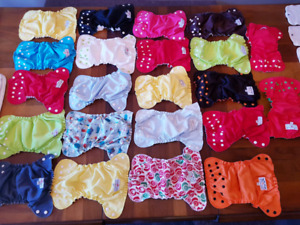 Applecheeks Size 1 Covers and Inserts