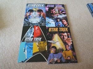 Star Trek Graphic Novels Lot 4 - Year Four Mirror Images London Ontario image 3