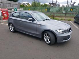 BMW 116i sport (low miles)