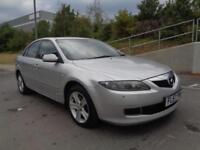 2007 MAZDA 6 AUTOMATIC PETROL, 1 OWNER SINCE NEW,2 KEYS,GREAT RUNNER,3M WARRANTY