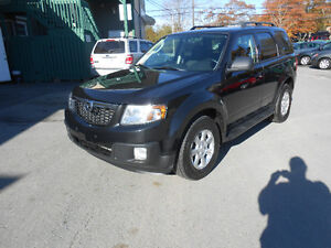 2011 MAZDA TRIBUTE 5 DOOR SUV, 3 YEAR WARRANTY INCLUDED