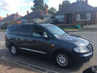 Ssangyong Rodius 2.7TD T-tronic SX 07/57
